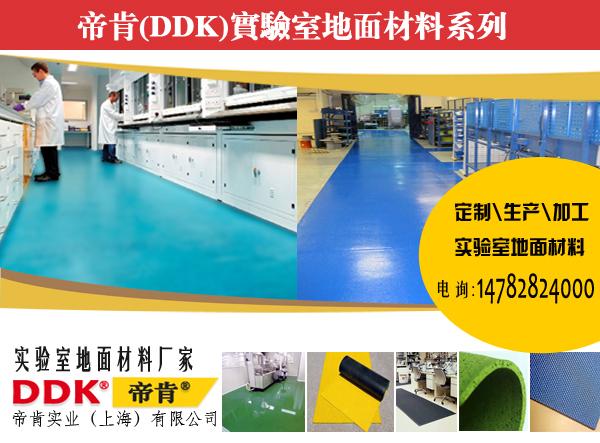 化学实验室用什么地板耐腐蚀?DDK-120130型_实验室耐酸碱腐蚀地板胶
